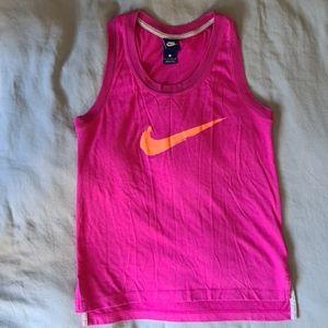 Nike XS purple tank top